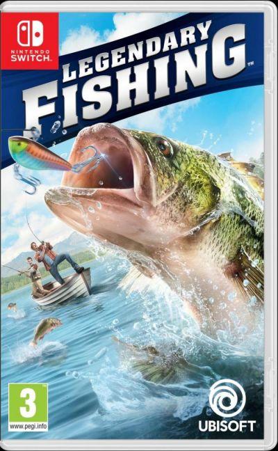 LEGENDARY FISHING - SW