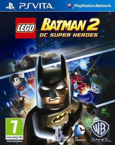 LEGO BATMAN 2 DC SUPERHEROES - PSV