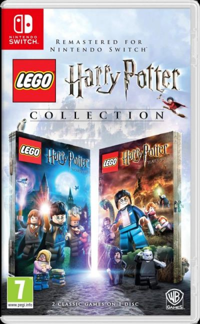 LEGO HARRY POTTER COLLECTION - SW