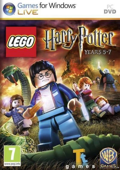 LEGO HARRY POTTER YEARS 5-7 - PC