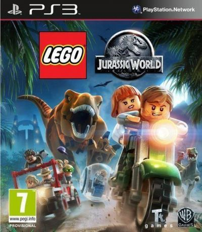 LEGO JURASSIC WORLD - PS3