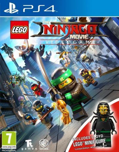 LEGO NINJAGO MOVIE TOY EDITION - PS4