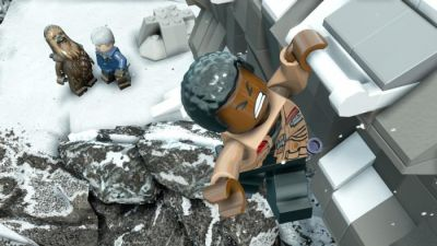 LEGO STAR WARS THE FORCE AWAKENS - PSV