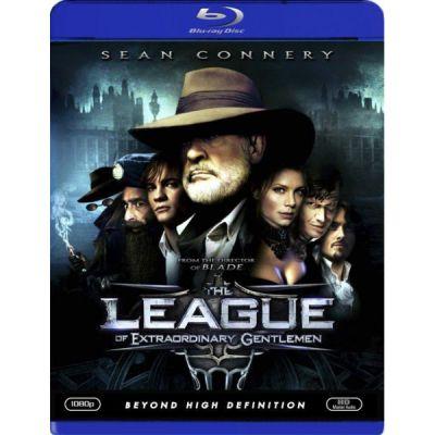 Liga / The League of Extraordinary Gentlemen - BLU-RAY