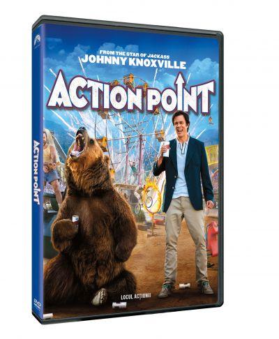 Locul actiunii / Action Point - DVD