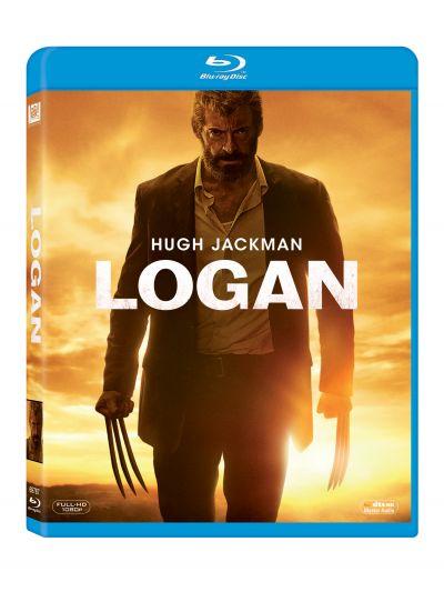 Logan - BLU-RAY (2 discuri, include versiunea Logan noir)