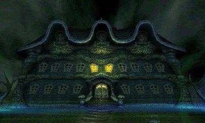 LUIGIS MANSION - 3DS