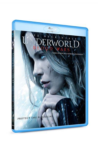 Lumea de dincolo: Razboaie sangeroase / Underworld: Blood Wars - BLU-RAY