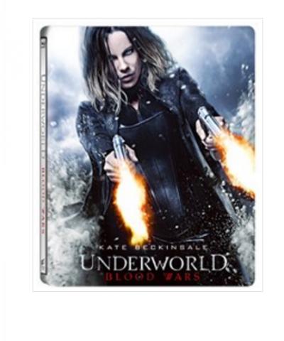 Lumea de Dincolo: Razboaie sangeroase / Underworld: Blood Wars - BLU-RAY (Steelbook)