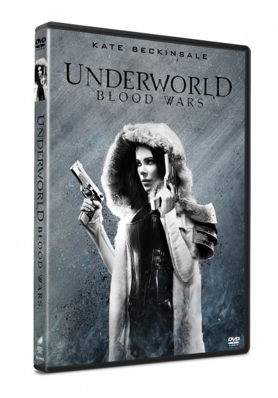 Lumea de dincolo: Razboaie sangeroase / Underworld: Blood Wars (Character Cover Collection) - DVD