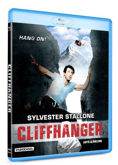 Lupta la inaltime / Cliffhanger - BLU-RAY