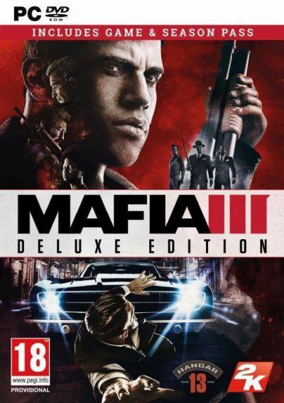 MAFIA 3 DELUXE EDITION - PC