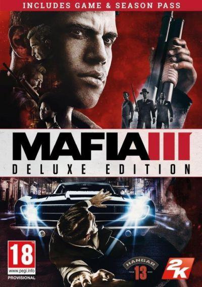 MAFIA 3 DELUXE EDITION - XBOX ONE