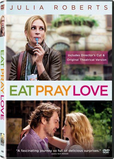 Mananca, Roaga-te, Iubeste / Eat Pray Love - DVD