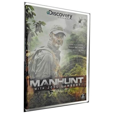 Manhunt with Joel Lambert - Sezonul 1 (2 DVD)
