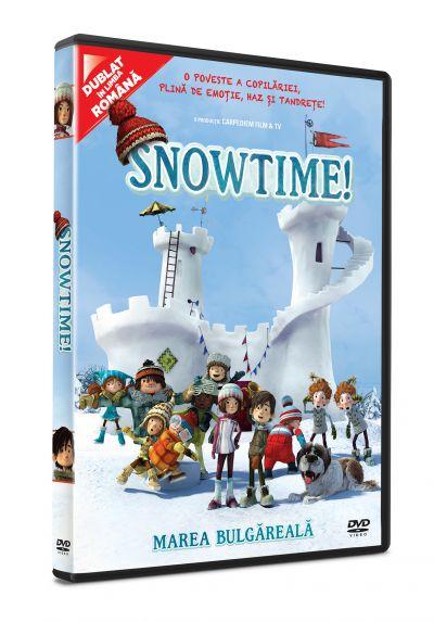 Marea Bulgareala (Craciun) / Snowtime! - DVD