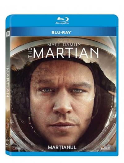 Martianul / The Martian - BLU-RAY