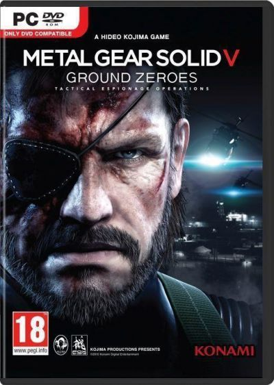 METAL GEAR SOLID 5 GROUND ZEROES - PC