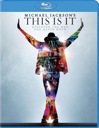 Michael Jackson: Asta-i tot / Michael Jackson's This is It - BLU-RAY