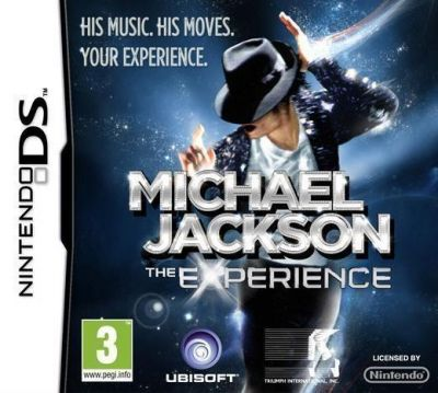 MICHAEL JACKSON THE EXPERIENCE - DS