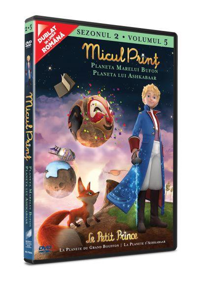 Micul Print: Sezonul 2, Volumul 5 - DVD