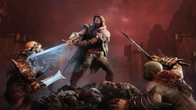 MIDDLE EARTH SHADOW OF MORDOR GOTY - PC