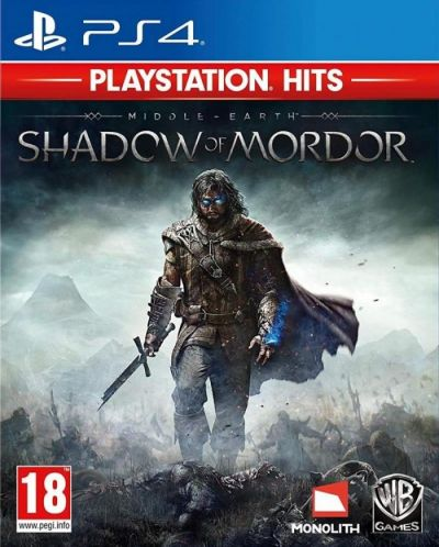 MIDDLE EARTH SHADOW OF MORDOR PLAYSTATION HITS - PS4