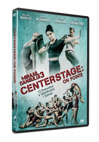 Mirajul Dansului 3 / Center Stage: On Pointe - DVD