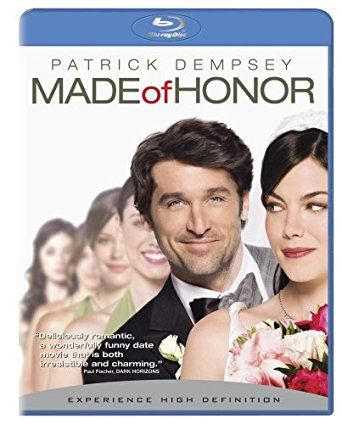 Mireasa e iubita mea! / Made of Honour - BLU-RAY