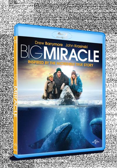 Misiune de salvare / Big Miracle - BLU-RAY