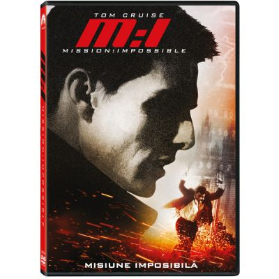 Misiune: Imposibila 1 / Mission: Impossible - DVD