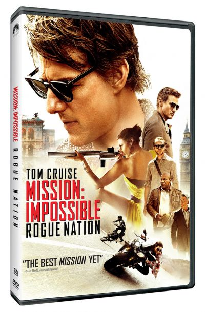 Misiune: Imposibila 5 - Natiunea secreta / Mission: Impossible - Rogue Nation - DVD