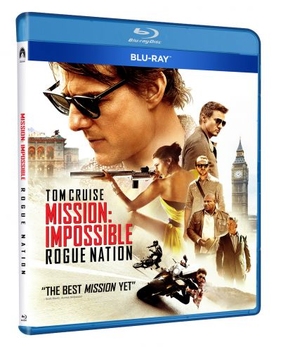 Misiune: Imposibila 5 - Natiunea secreta / Mission: Impossible - Rogue Nation - BLU-RAY