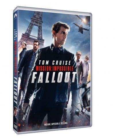 Misiune: Imposibila 6 - Declinul / Mission: Impossible 6 - Fallout - DVD