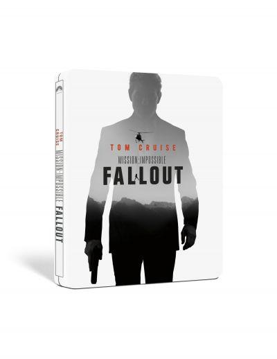 Misiune: Imposibila 6 - Declinul / Mission: Impossible 6 - Fallout - UHD 2 discuri (4K Ultra HD + Blu-ray) (Steelbook editie limitata)