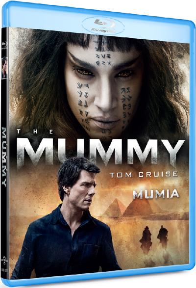 Mumia / The Mummy (2017) - BLU-RAY
