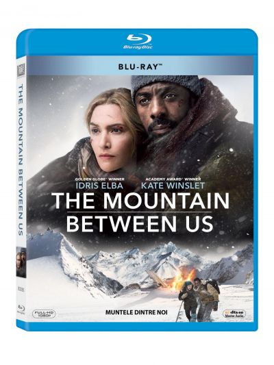 Muntele dintre noi / The Mountain Between Us - BLU-RAY