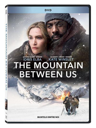 Muntele dintre noi / The Mountain Between Us - DVD