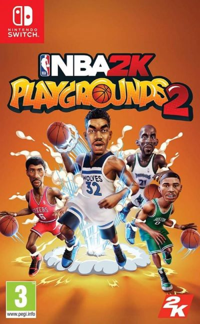 NBA 2K PLAYGROUNDS 2 - SW