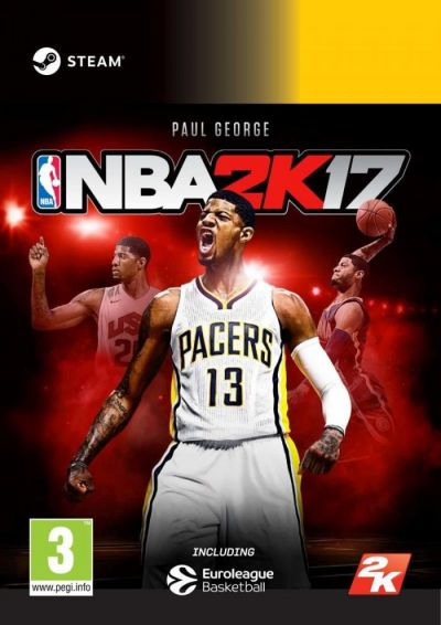 NBA 2K17 - PC (STEAM CODE)