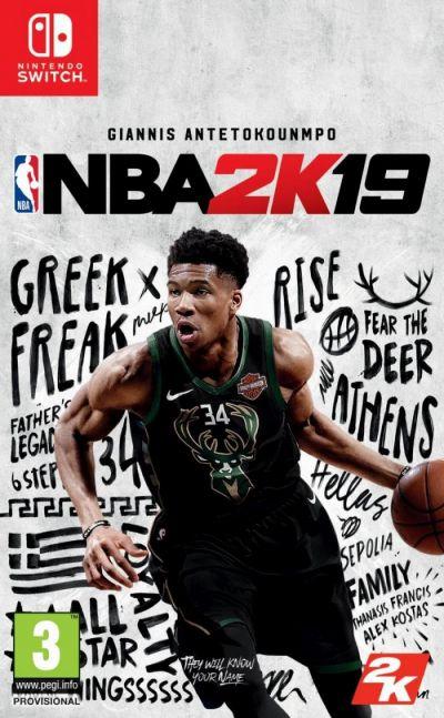 NBA 2K19 - SW