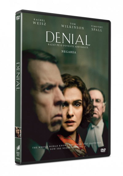 Negarea / Denial - DVD