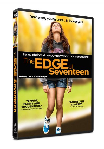 Nelinistile adolescentei / The Edge of Seventeen - DVD