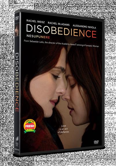 Nesupunere / Disobedience - DVD