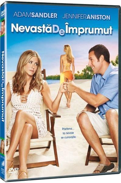 Nevasta de imprumut / Just Go With It - DVD