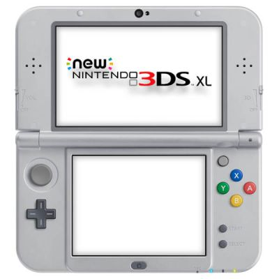 NEW 3DS XL SNES LIMITED EDITION CONSOLE - GDG