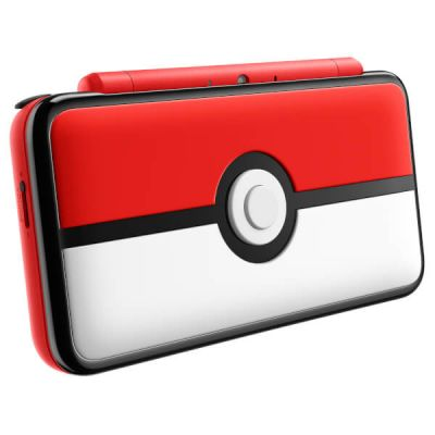NINTENDO NEW 2DS XL CONSOLE POKEBALL EDITION - GDG