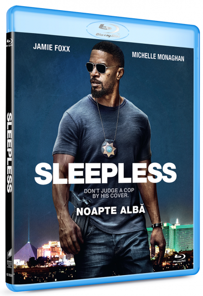 Noapte alba / Sleepless - BLU-RAY