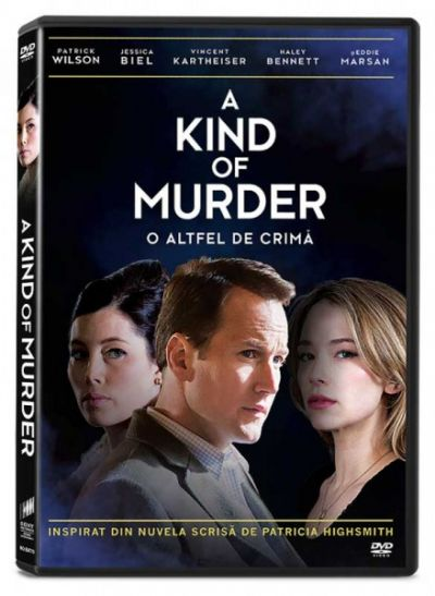 O altfel de crima / A Kind of Murder DVD
