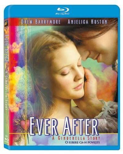 O iubire ca-n povesti / Ever After: A Cinderella Story - BLU-RAY